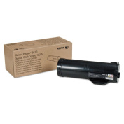 Xerox Office Printing Business 106R02722 106R02722 High-Capacity Toner 14100 Page-Yield Black