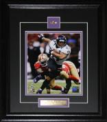 Midway Memorabilia Ray Rice Baltimore Ravens Superbowl Xlvii 8X10 Frame
