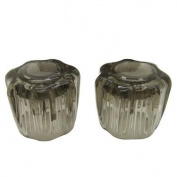 DURA FAUCET DFRKS Smoked Acrylic Knobs