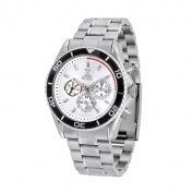 NobelWatchCo EZ 624 GW White Multi Function Watch