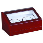Impenco Watch Winder Box - Winds 2 Watches