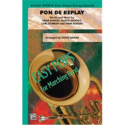 Alfred 00-24893S S Pon De Replay-Ezp Book