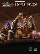 Alfred 00-36585 Lions Pride-Ps-World Of Warcraft Book