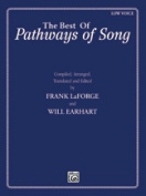Alfred 00-39937 PATHWAYS OF SONG BEST-LO-BK & 2CD