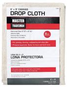 Master Tradesman 58909 1.8m x 2.7m Canvas Dropcloth