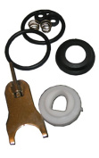 Larsen Supply 0-3001 New Style Lavatory Kitchen & Tub Single Lever Repair Kit