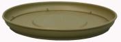 Myers-itml-akro Mils 36cm . Green Marina Saucer MSS14000B15 - Pack of 6