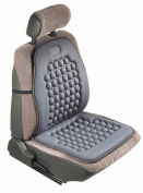 C Accessories Grey Therapeutic Seat Cushion Cover