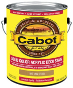 Cabot Samuel 6874.3-26.5l Cedar Solid Colour Acrylic Deck Stain - Pack of 4