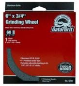 Ali Industries 6011 6 x .190cm x 2.5cm . Medium Grinding Wheel