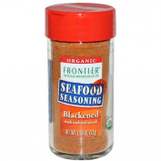 Frontier Natural Products BG13297 Frontier Seafood Ssng Blacknd - 1x70ml