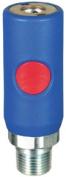 Prevost URC061251 Truflate Profile Regular Coupler - 0.6cm . Male NPT
