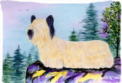Carolines Treasures SS8679PILLOWCASE 50cm x 80cm . Skye Terrier Moisture Wicking Fabric Standard Pillowcase