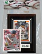 Candlcollectables 46LBCARDINALS MLB St. Louis Cardinals Party Favour With 4 x 6 Plaque