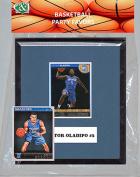 Candlcollectables 67LBMAGIC NBA Orlando Magic Party Favour With 6 x 7 Mat and Frame