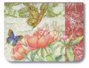 Divinity Boutique 92253 Notepad-Hand Size-Butterfly