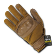 RapDom T40-PL-COY-04 Nomex Knuckle Glove - Coyote Extra Large