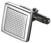 Caseti CACL002 Caseti Maze Stainless Steel Cuff Links
