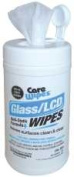 2Xl Corporation 133796 Care Wipes Glass-Lcd Wipes & amp;#44; 70 Ct -Pack of 3