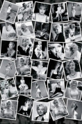 Hot Stuff 1989-16x20-CE Marilyn Collage Poster