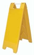 Olympia Sports SA871P Fold-Up Sign - Plain