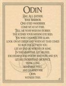 AzureGreen EPODI Odin Poster