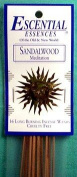 AzureGreen ISSNDM Sandalwood Escential Essences Incense Stick