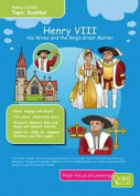 Henry VIII: His Wives & the King's Great Matter