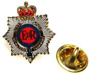 RCT Royal Corps Of Transport Lapel Pin Badge
