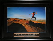 Midway Memorabilia Determination Cross Country Motivational Large Frame