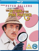 The Return of the Pink Panther [Region B] [Blu-ray]