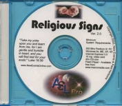 Harris Communications CD147 Religious Signs CD-ROM