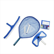 NorthLight Deluxe Swimming Pool Maintenance Kit - 5 Pieces