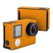 DecalGirl GPH4-SS-ORN GoPro Hero4 Black Skin - Solid State Orange