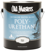 Old Masters 75401 3.8l Gloss Water-Based Polyurethane Pack Of 2