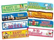 Eureka EU-847063 Peanuts Year Of Holidays Mini Bb Set