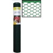 TENAX 72120942 Poltryfence 0.6m x 7.6m Green