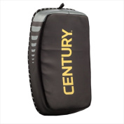 Century 147012P Brave Curved Muay Thai Pad - Black & Grey One Size