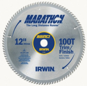 Irwin Industrial Tool 30cm . 100T Marathon Mitre & Table Saw Blades 14084