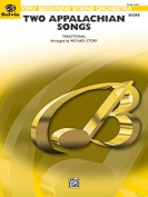 Alfred 00-25010S S 2 Appalachian Songs-Bvs Book