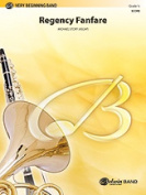 Alfred 00-30740S S Regency Fanfare-Vbb Book
