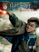Alfred 00-39220 HARRY POTTER INST SOL-TX-BK & MP3CD