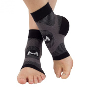 Compression Foot Sleeve for Plantar Fasciitis Treatment and Foot and Ankle Support