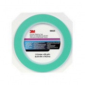 3M 6525 0.6cm . Precision Mask Precision Masking Tape- 0.6cm . X 180 ft.
