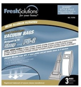 Elco Laboratories Inc 70756 Sharp PU2 vac bag Pack of 6