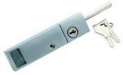 Belwith Products 5140 Chrome Key Patio Door Lock