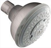Dawn Kitchen SH0110400 Brushed Nickel Mutlifunction Showerhead With Arm And Flange