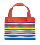 Joann Marrie Designs NLB1ORS Lunch Bag - Orange Stripe Pack of 2