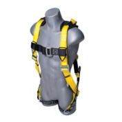 Qualcraft Industries 11166 XL-XXL Seraph Universal Harness with Leg Tongue Buckle Straps