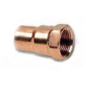 Elkhart Products Corp Adapter Copper Female 1X3/4 30166